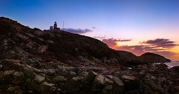 The Lighthouse on Kullen