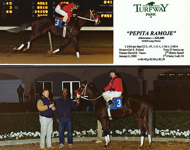 PEPITA RAMOJE - 1/06/2000