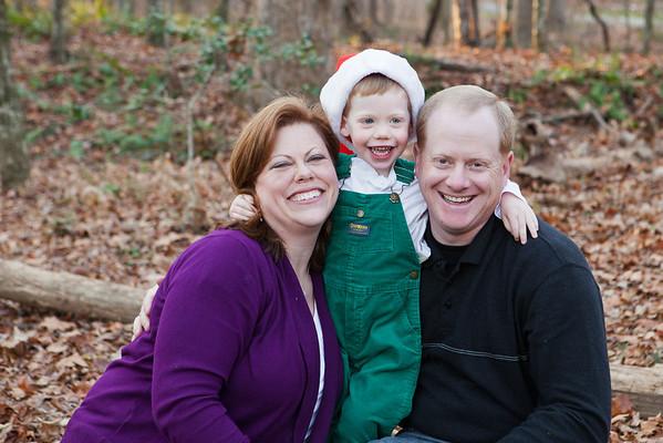 Byrd Family:: fall 2012