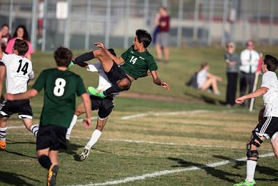 2016 Niwot v Silver Creek High School Soccer