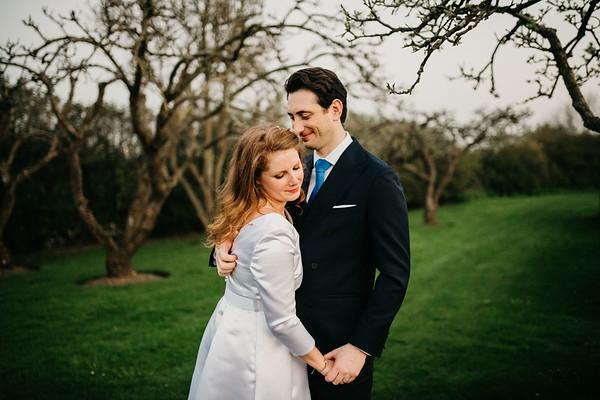 Sarah & James - wedding