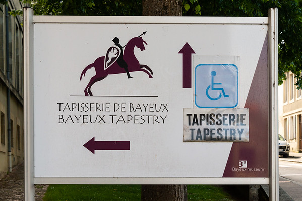 2019 05 27 Bayeaux Tapestry