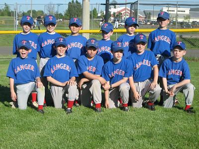 Rangers Baseball - Spring 2009