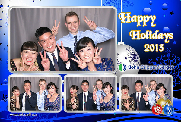 Klohn Crippen Berger Ltd. - Holiday Party - 2013