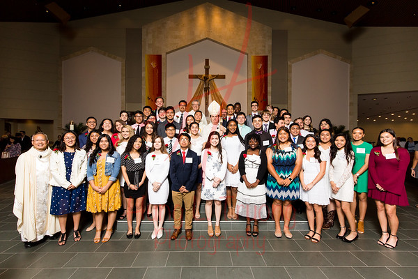 Confirmation Candidates