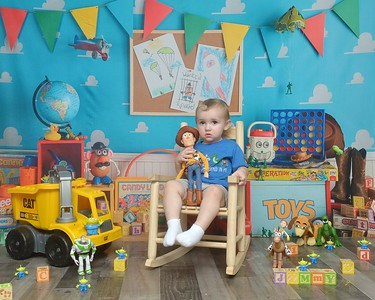 Jimmy Toy Story 2020