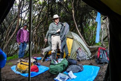 Kilimanjaro - Day 8. The End