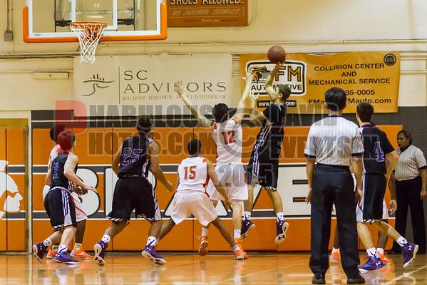 Boone Boys Varsity Basketball #12 - 2015