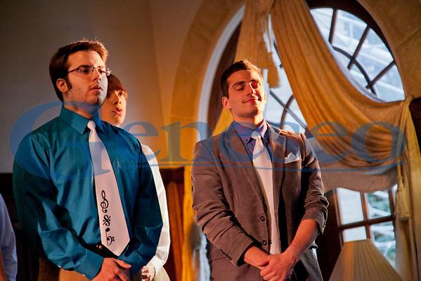 Southside Boys A capella - Buffalo Campaign Launch