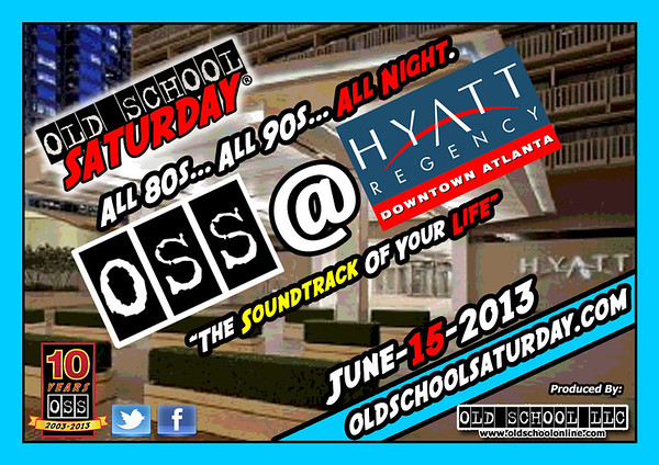 June-15-2013 OSS @ Hyatt Regency Atlanta ::: ATL, GA, USA