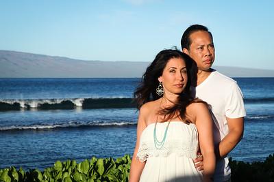 Rainier & Caroline September 2015 Maui