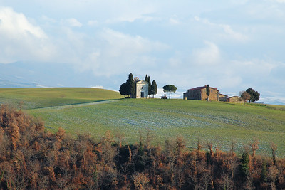 Val d'Orcia – Winter 2005/06