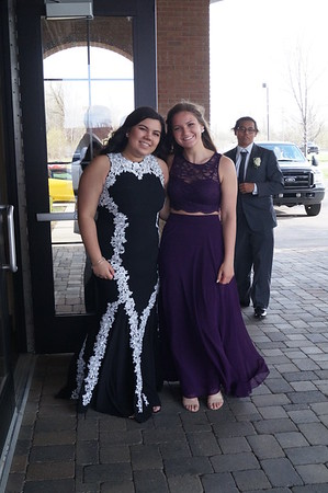 Oxford HS 2018 prom
