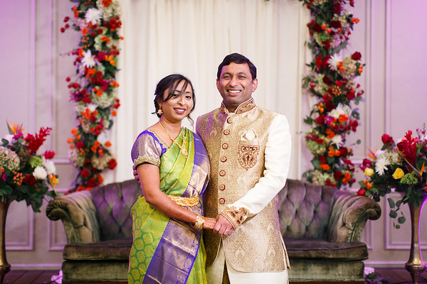 Kolli Wedding Reception 20171223