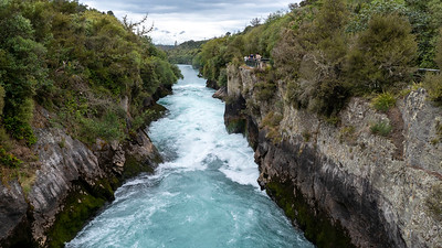 Huka Falls 2018