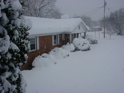 Pocahontas County Snow Storm  12/19/2009
