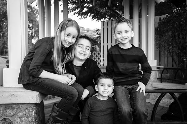 Kavan Webb Family