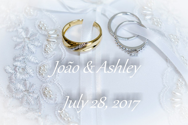 João & Ashley's Wedding - 2017