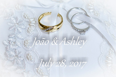 João & Ashley's Wedding - 2017