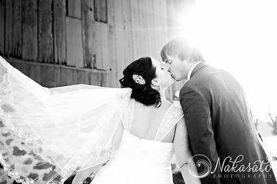 Kylie & Alex {wedding day}