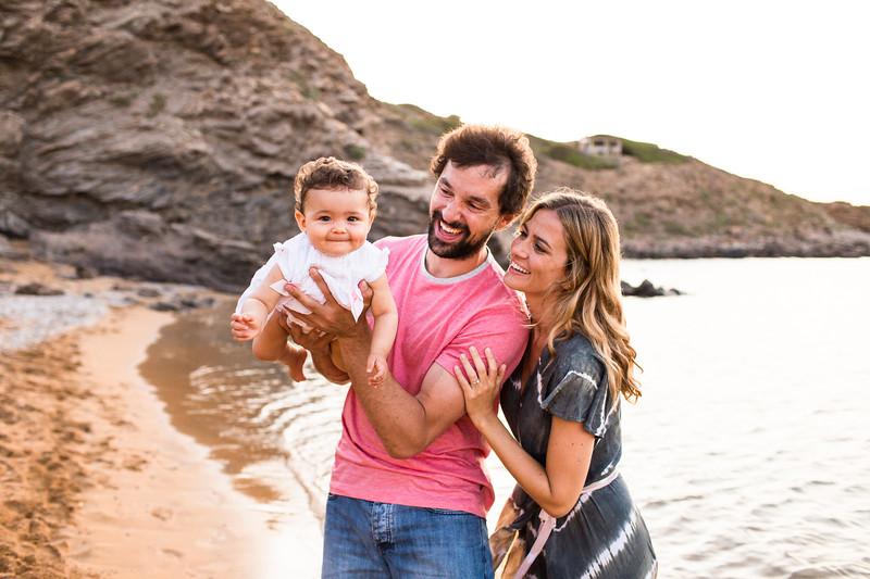Familia   Almu, Sergio & Olivia