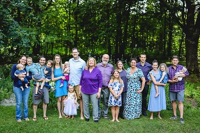 Baker Family Portraits 2021