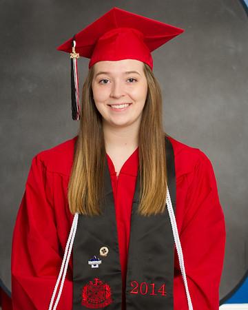 Courtney Graduation Day - 2014