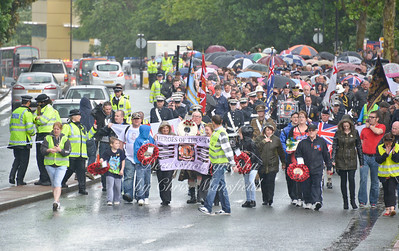 Fusilier Lee Rigby 1st anniversay May 24th 2014