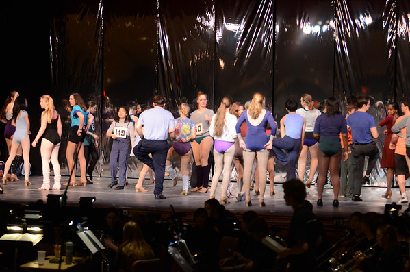 A Chorus Line: Open Dress Rehearsal - Mar 6