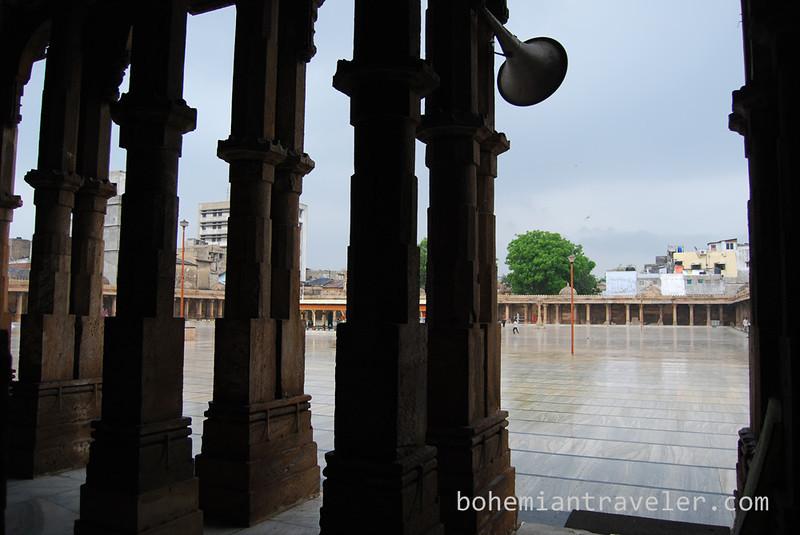 Jami Masjid Mosque (1427) Ahmeabad Gujarat India.jpg