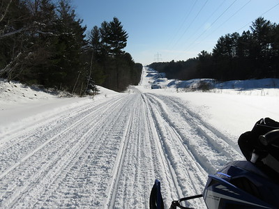 Snowmobiling 2-18-17