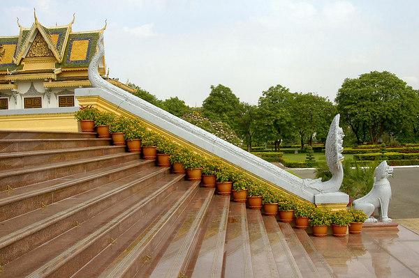 ROYAL PALACE ..Cambodia Phnom Penh