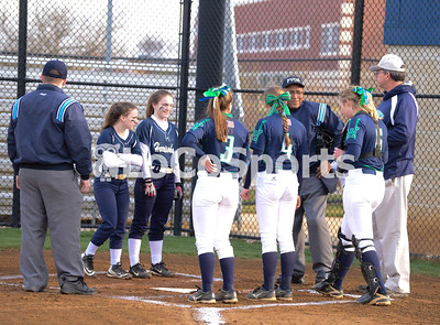 Softball: Woodgrove 12, Harrisonburg 0 by Becky Alexander on March 21, 2017