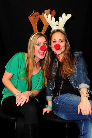 Christmas 2012 Photo Booth