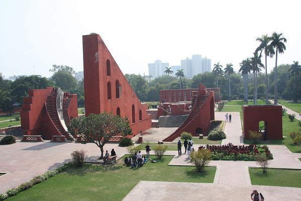 New Delhi Region