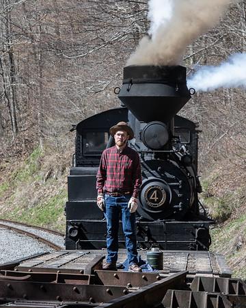 Cass Scenic Railroad 2021