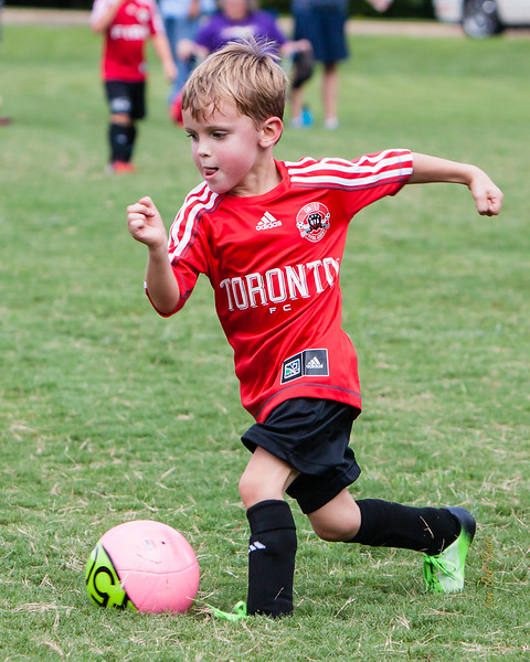 2014 6U Soccer Fall