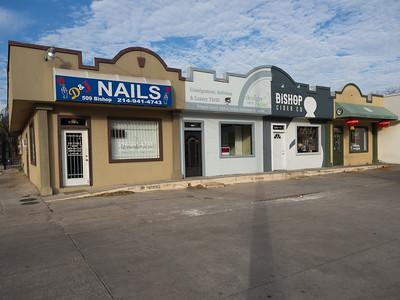 Bishop Arts Commercial Properties