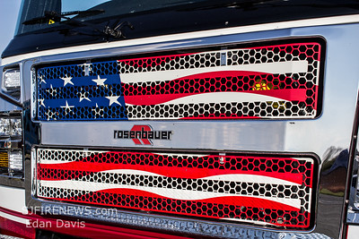 Aura Fire Co. Gloucester County NJ, Rescue Engine 3918 and Ladder 3916