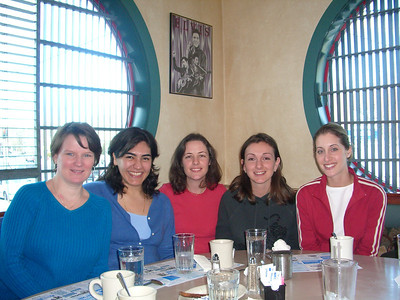 2006 Breakfast with the girls