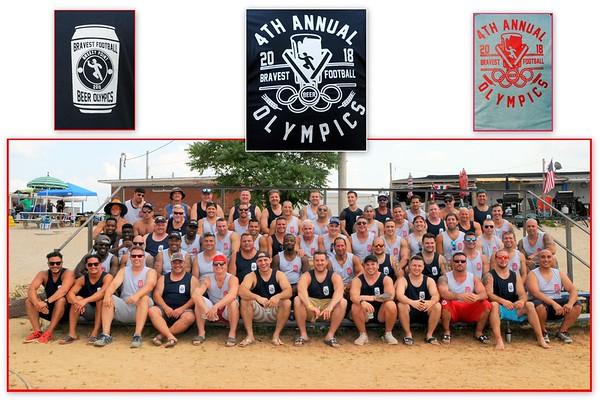 2018 Team Beer Olympics