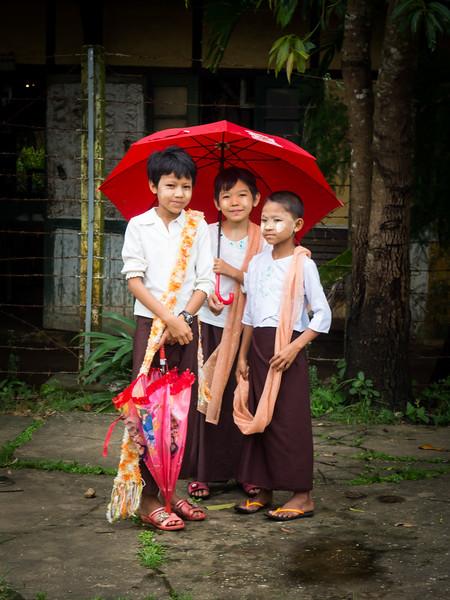Train to Yangon
