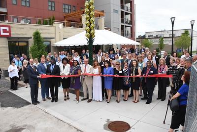 Charlotte Square Ribbon Cutting - 6/19/2017
