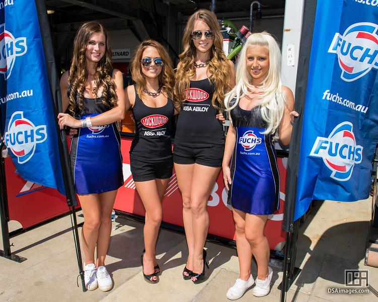 Fuchs and Lockwood Assa Abloy girls