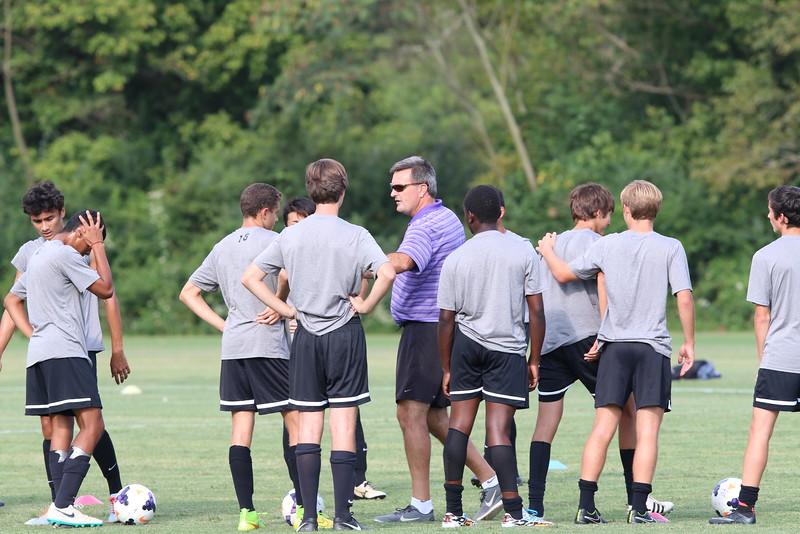 Soccer Academy Boys Game 12 September 2014