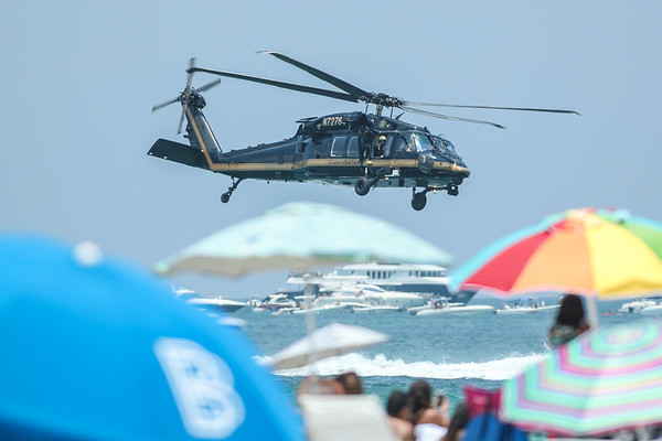 Air and Sea Show, Miami Beach