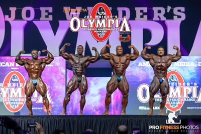 2019 Olympia