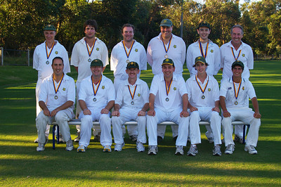 2010/2011 Fourth XI Grand-Final  C1 Synthetic - Day 2
