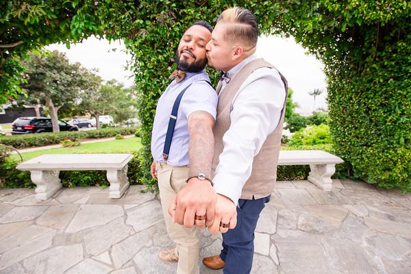 Geraldo + David's Wedding 2017