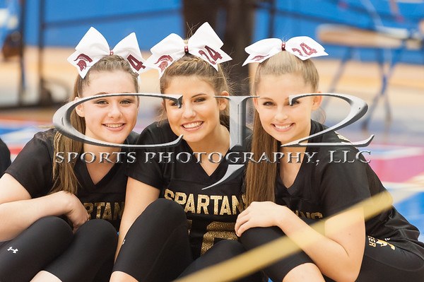 9-30-2015 Spirit Fest Cheer Competition